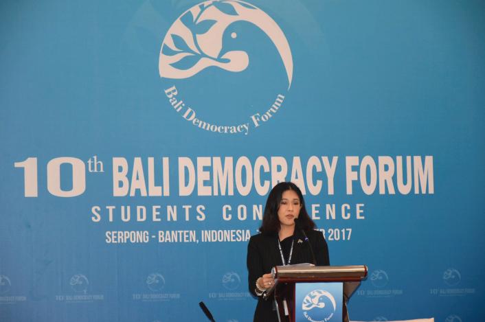 bali democracy forum